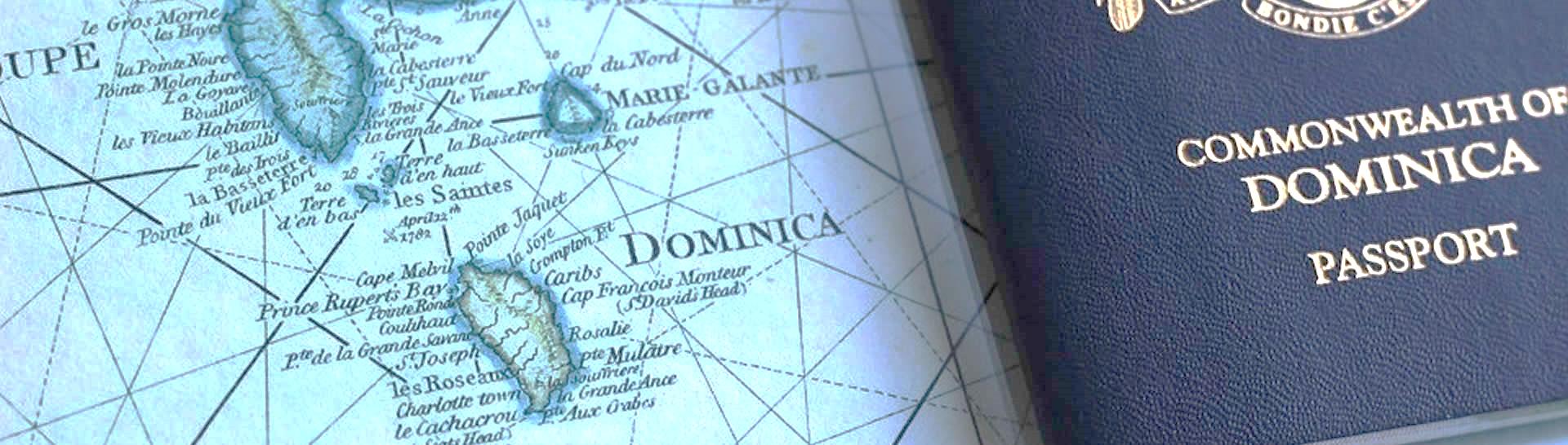 برنامه اعطای تابعیت در مشترک المنافع دومینیکا